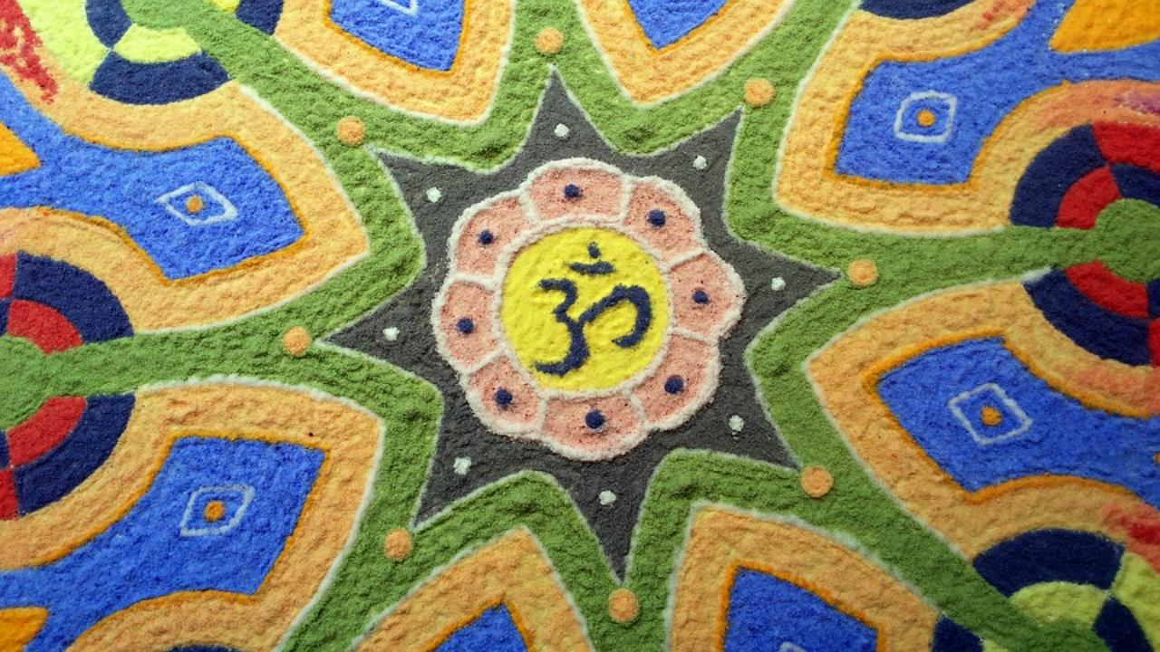 Mandala La Cerimonia Per Una Nuova Rinascita